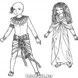 Enfants de lEgypte ancienne