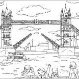 le pont de Londres